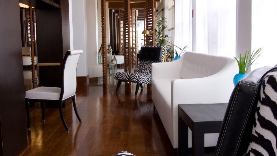Lobby Spanish Court Hotel Kingston