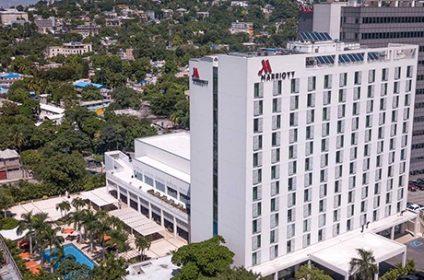 marriott port au prince hotel featured