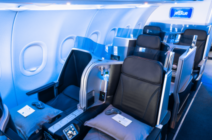 A321 Mint Cabin