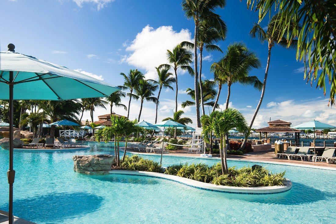 Warwick Resorts Pool