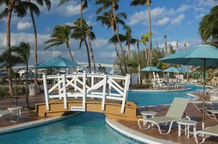 Warwick Resorts Pool Side