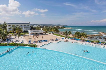 Grand Palladium Jamaica Resort Spa Vista piscina principal