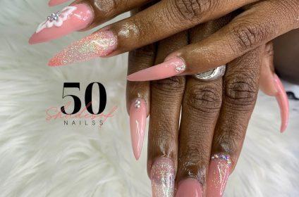50 shades of nailss