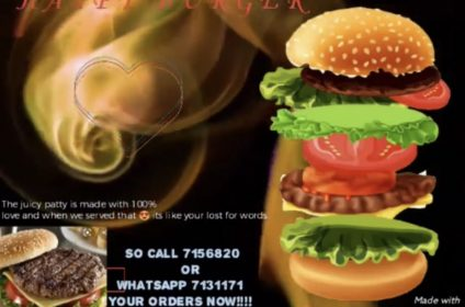 Happy Burger Food Truck