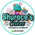 Shurece's Cakes