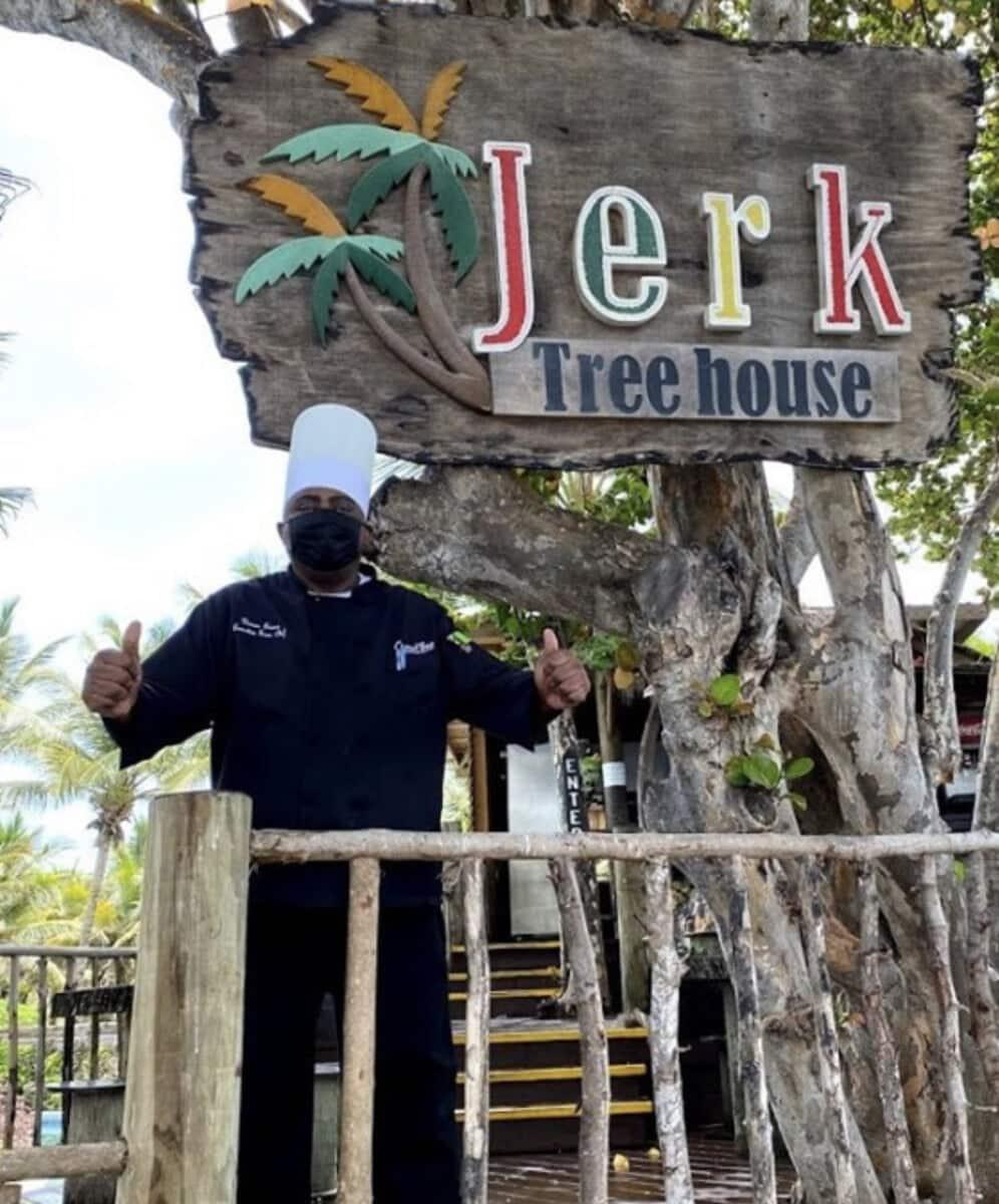 Jerk Tree House
