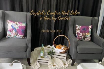 Crystals Creative Nail Salon and Hair by Candice