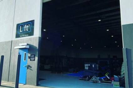 lift3 gym